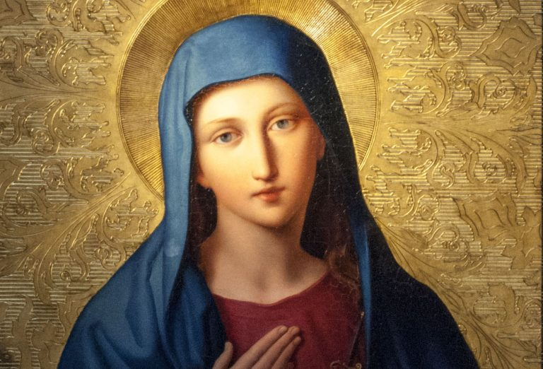 Why was Mary Troubled?