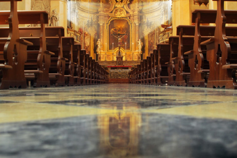 How liberal Catholics are promoting division in the church