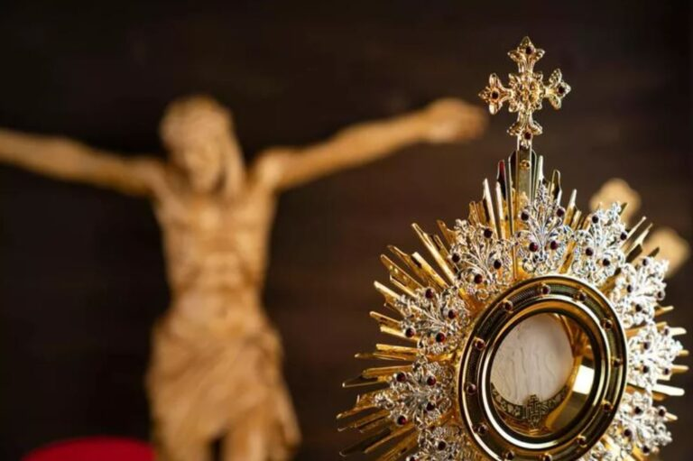 Christ Always Offers Hope Amid Disorder