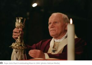 Timely Lessons From Pope John Paul II Remind Us of Truths About Work and Family